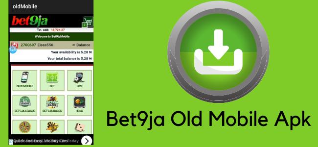 Download New Bet9ja App