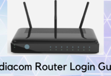 Mediacom Router Login Guide