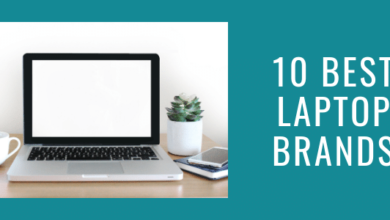 10 best laptop brands