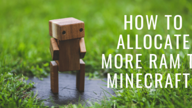 How to Allocate More Ram to Minecraft_