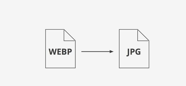 WEBP To JPG