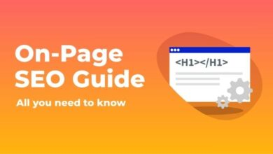 On-page SEO Guide