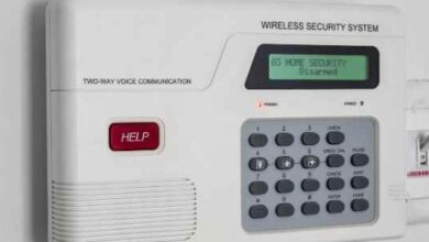 Common Types of Home Security Alarm Systems