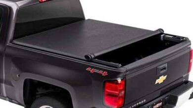Top 5 Roll Up Tonneau Covers for Your Truck