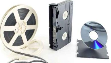 Converting VHS Tapes to Digital Format